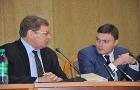 Н. Круглов, И. Дятлов