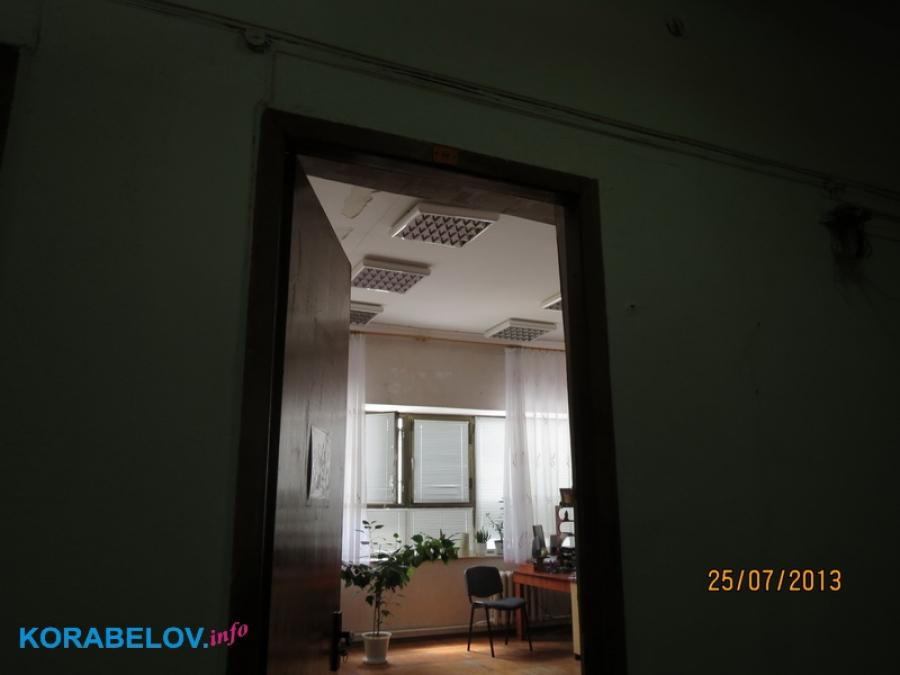 В Бизнес-центре в Корабельном районе взломали и обокрали офис.