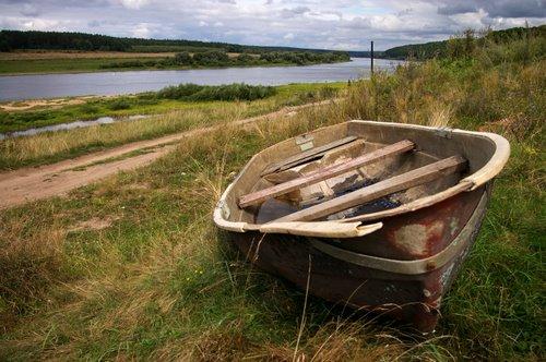 не переворачиваемые лодки