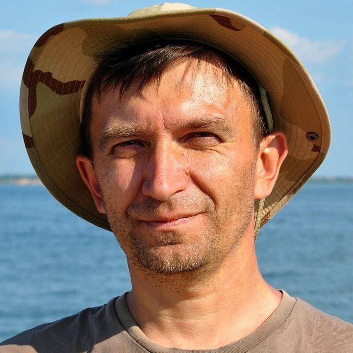 Дмитрий Удовицкий