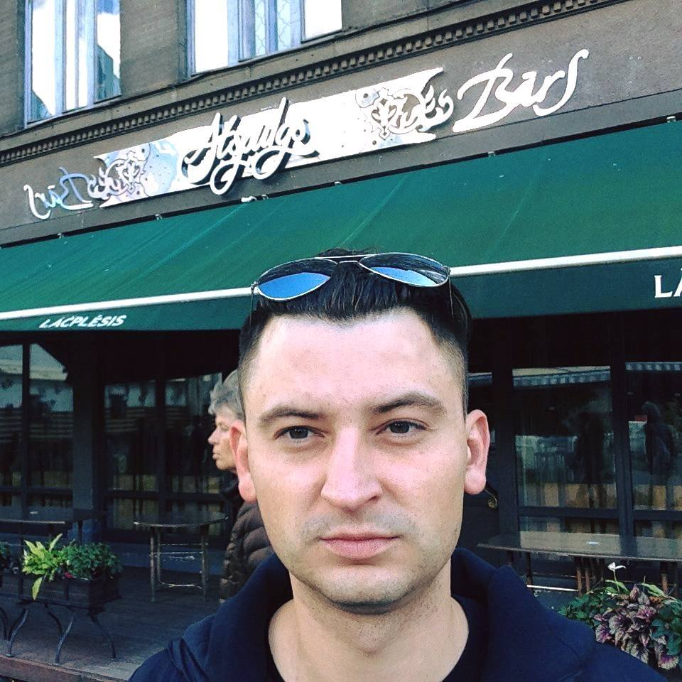 Алексей Пройдисвет