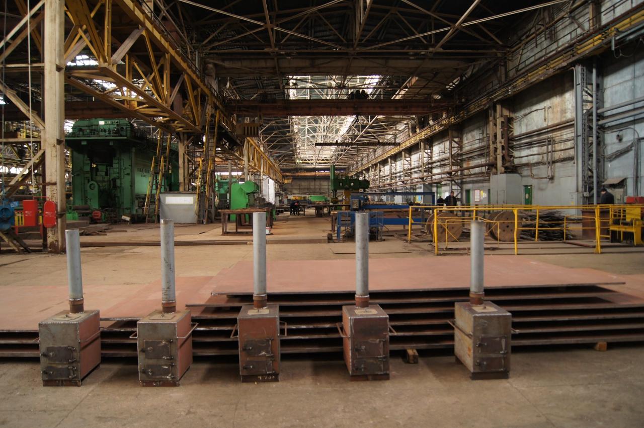 Заводы украины фото 8