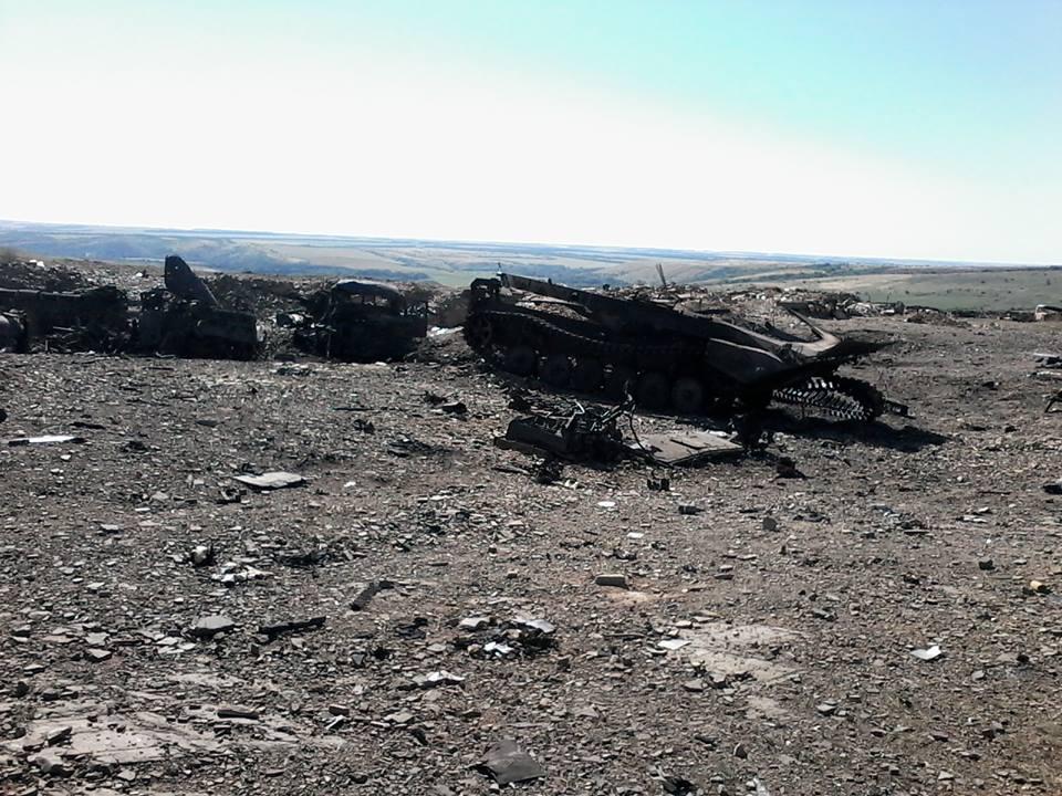 В СНБО опровергли гибель 79 аэромобильной бригады - Цензор.НЕТ 7733