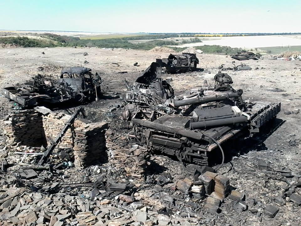 В СНБО опровергли гибель 79 аэромобильной бригады - Цензор.НЕТ 4558