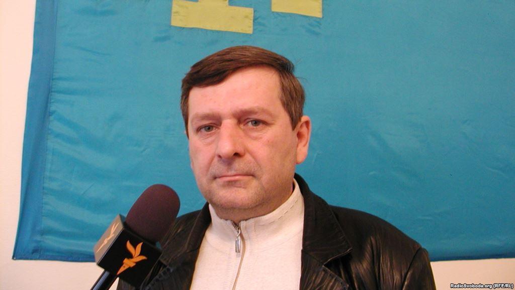 В крыму задержали одного из лидеров