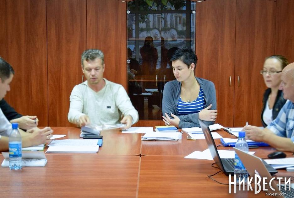 В Николаеве накануне выборов поменяли председателя избирательной комиссии