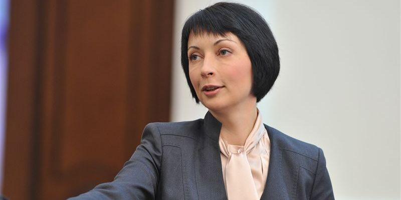 СБУ задержала экс-министра юстиции Елену Лукаш