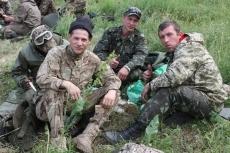 На Николаевщине прошли масштабные учения подразделений ВДВ - Цензор.НЕТ 8044