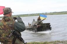 На Николаевщине прошли масштабные учения подразделений ВДВ - Цензор.НЕТ 5985