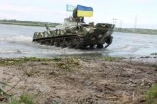 На Николаевщине прошли масштабные учения подразделений ВДВ - Цензор.НЕТ 2986