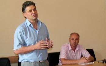 реформы в области местного управления конспект