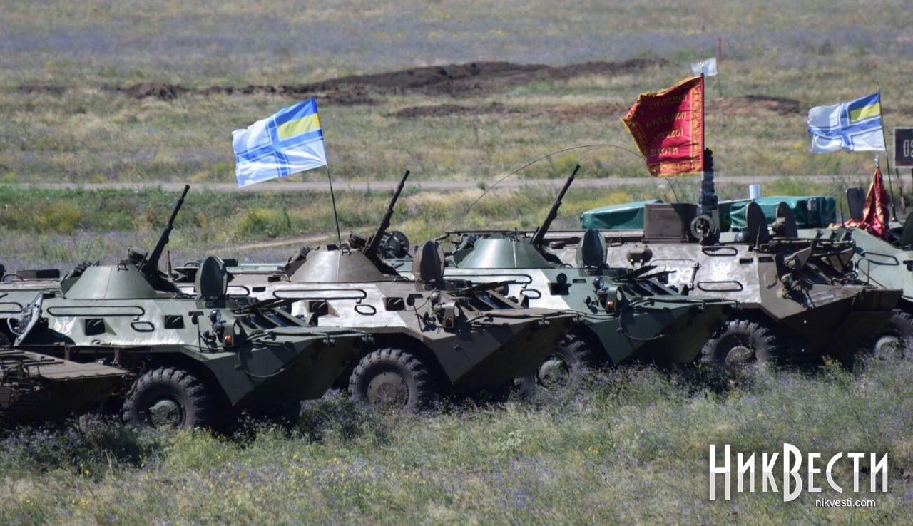 4 морпеха погибли и 19 ранены с начала АТО, - Порошенко - Цензор.НЕТ 4882