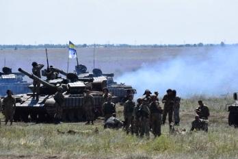4 морпеха погибли и 19 ранены с начала АТО, - Порошенко - Цензор.НЕТ 4283