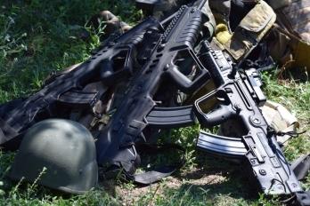 4 морпеха погибли и 19 ранены с начала АТО, - Порошенко - Цензор.НЕТ 2282