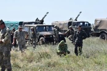 4 морпеха погибли и 19 ранены с начала АТО, - Порошенко - Цензор.НЕТ 7799