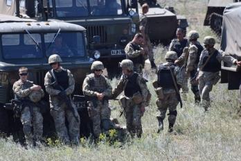 4 морпеха погибли и 19 ранены с начала АТО, - Порошенко - Цензор.НЕТ 4062