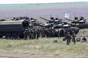 4 морпеха погибли и 19 ранены с начала АТО, - Порошенко - Цензор.НЕТ 3683