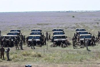 4 морпеха погибли и 19 ранены с начала АТО, - Порошенко - Цензор.НЕТ 6881