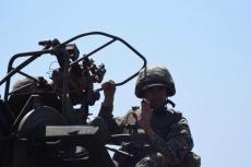 Морпехи получат современную военную технику, оснащенную по стандартам НАТО, - Порошенко - Цензор.НЕТ 1053