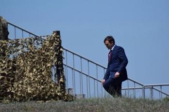 Морпехи получат современную военную технику, оснащенную по стандартам НАТО, - Порошенко - Цензор.НЕТ 4446