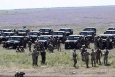 Морпехи получат современную военную технику, оснащенную по стандартам НАТО, - Порошенко - Цензор.НЕТ 9120