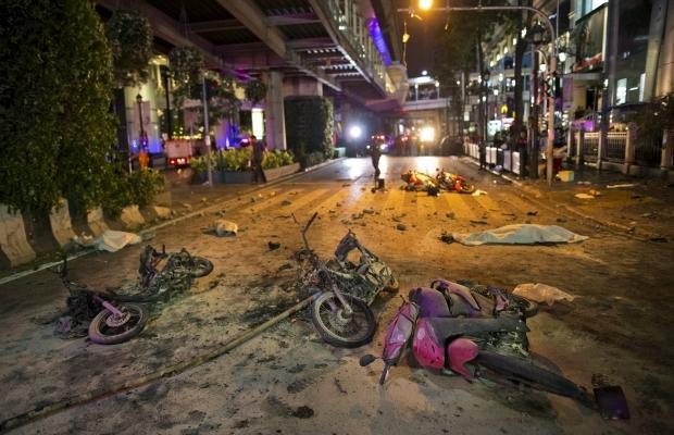 Ростуризм порекомендовал россиянам быть предельно осторожными в Бангкоке