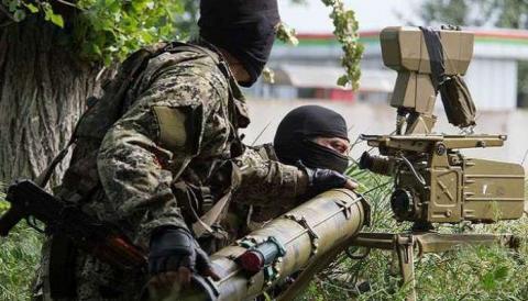 Ситуация вДонбассе обострилась— Киев