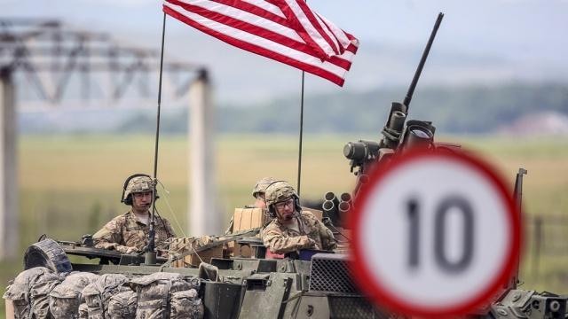 США разместят тяжелую технику в Польше в 2016 году - СМИ