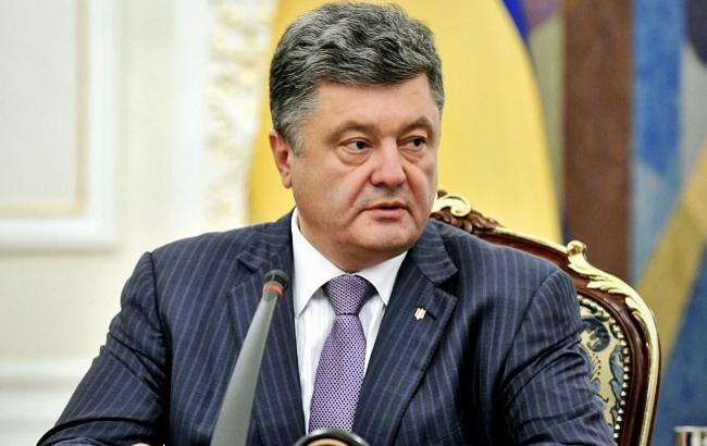 Порошенко поручил Ложкину создать раздел для петиций на сайте президента