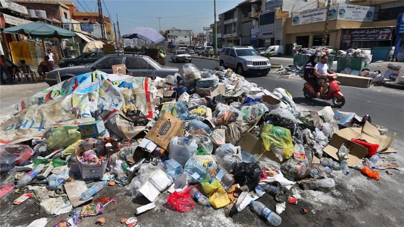 производители мусор из ливана повезут в россию способно защитить