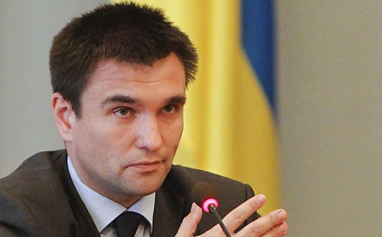 Украина не пойдет на уступки по выборам на Донбассе. Нам не нужен очередной фарс, - Климкин
