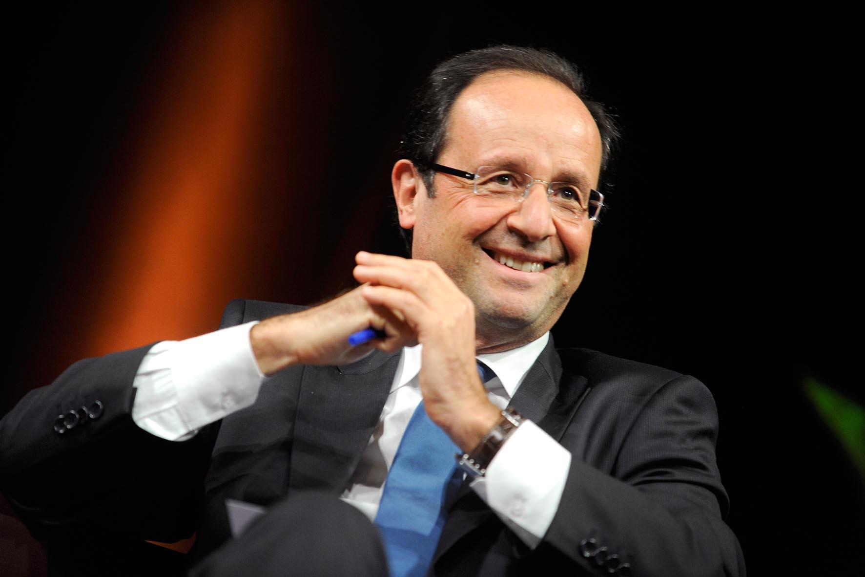 Франция готова ксотрудничеству сРоссией вСирии— Олланд