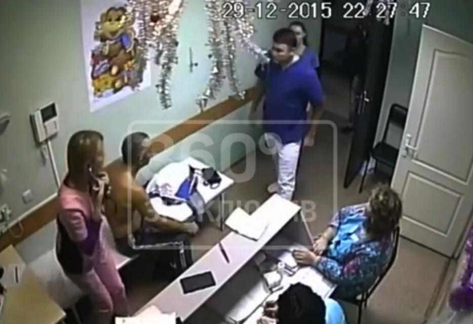 Главный врач клиники вБелгороде прокомментировал нападение напациента