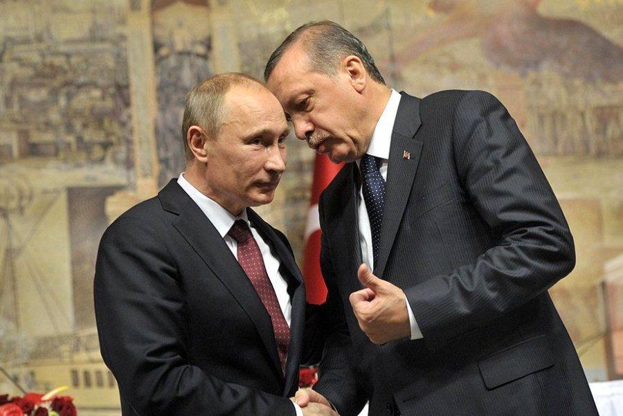 Минэнерго: РФбудет принадлежать морской участок «Турецкого потока», Турции -сухопутный