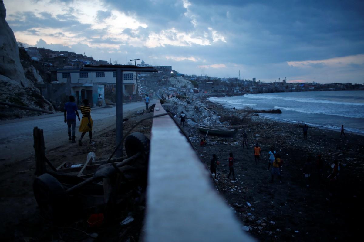 Генеральный секретарь ООН потрясен разрушениями отурагана «Мэтью» наГаити