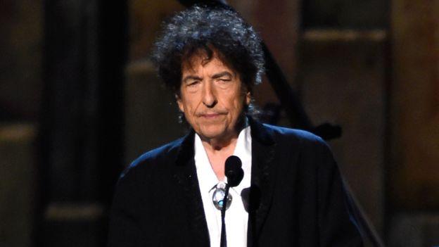 Боб Дилан удалил сосвоего сайта упоминание оНобелевской премии