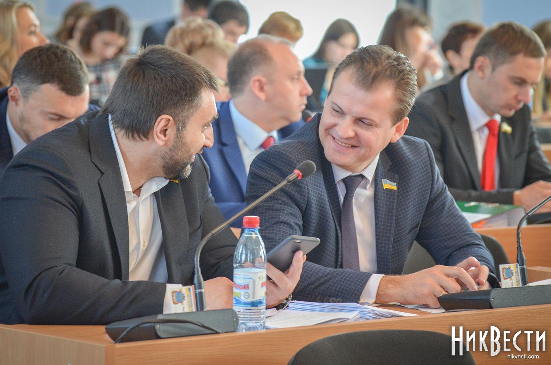 Сегодня народные избранники выберут секретаря Николаевского горсовета изаместителей главы города