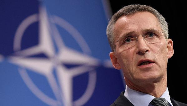 Русские войска вплоть доэтого времени присутствуют навостоке Украины— генеральный секретарь НАТО