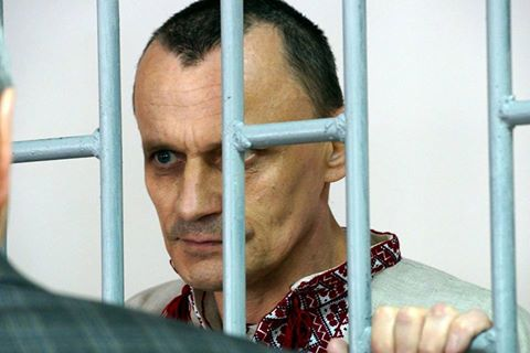 Надежда Савченко приехала в столицу насуд