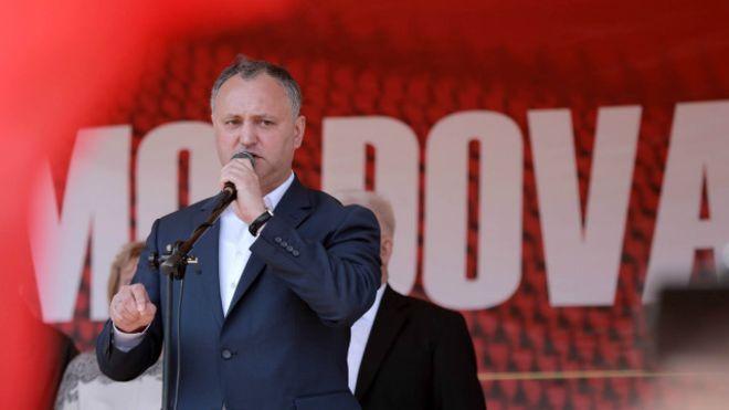 Претенденты впрезиденты Молдовы высказали противоположные мнения относительно принадлежности Крыма