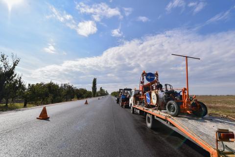 Венгрия дает Закарпатью 50 млн. евро настроительство дороги