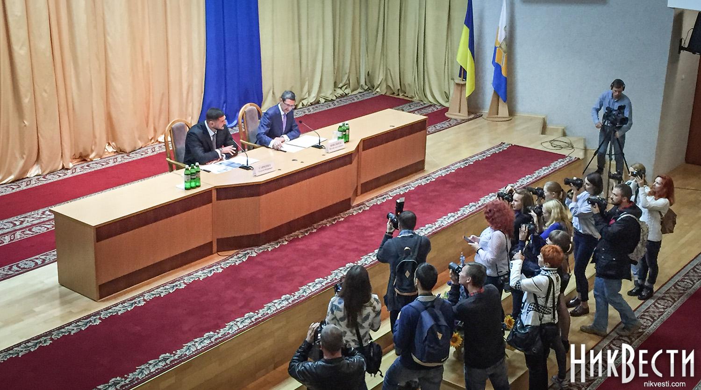Порошенко назначил Савченко губернатором Николаевской области