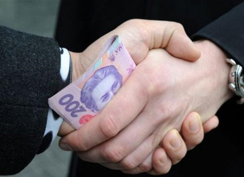 Навзятке в52 тысячи грн задержали жителя России - рабочего «Николаевского лесного хозяйства»