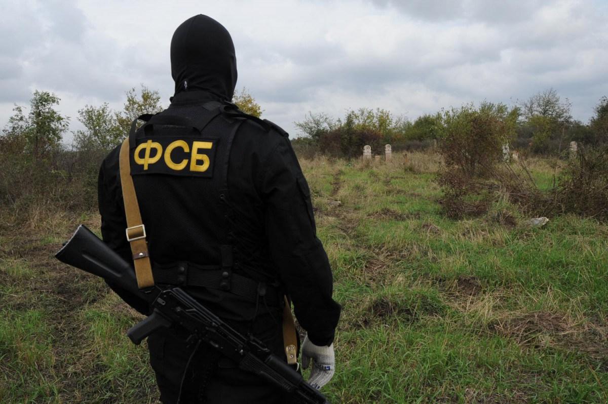 ВСевастополе задержали украинских разведчиков-диверсантов