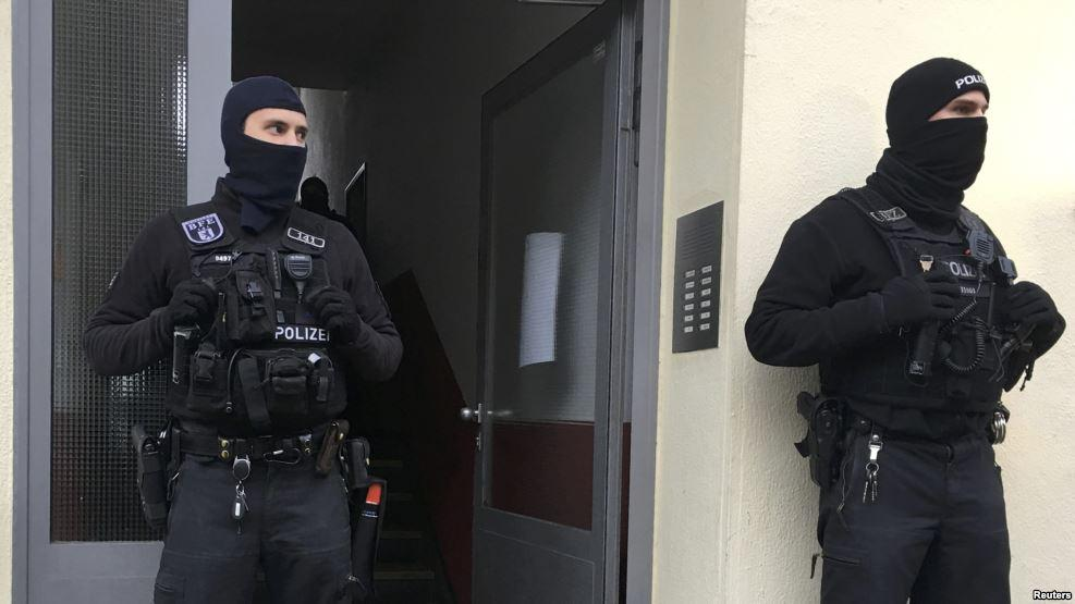 ВГермании проходит масштабная спецоперация против приверженцев ИГ