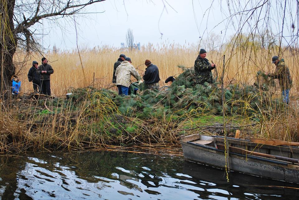 запрет сверху ловлю раков ульяновск