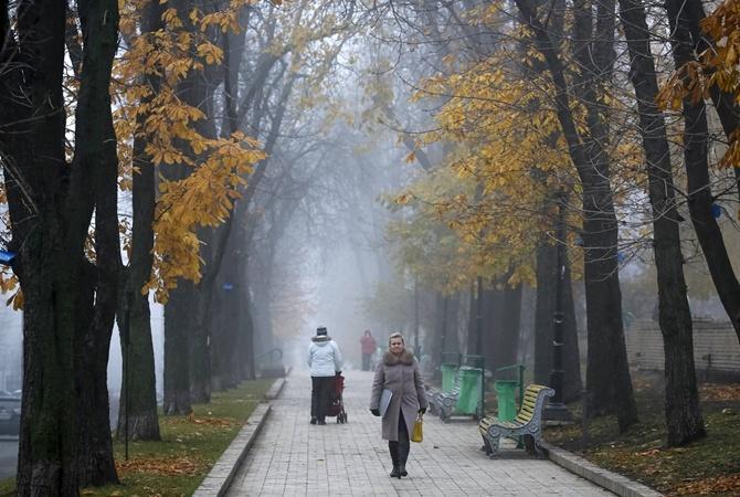 Сегодня вгосударстве Украина будет гололед итуман, однако без снега