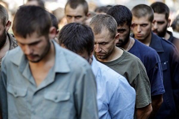 Боевики наДонбассе удерживают взаложниках 108 человек— СБУ