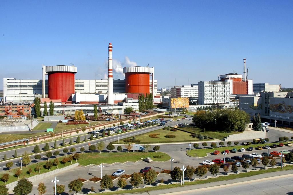 2-ой энергоблок Южно-Украънской АЭС остановлен натри месяца