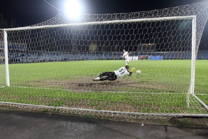 МФК «Николаев» сегодня сразится с«Ильичевцем» завыход вполуфинал Кубка Украины